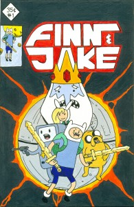 Adventure Time Star Wars #1
